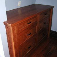 Built-In Chest with Drawers - Hamilton, NJ