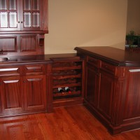 Custom Wet Bar - Middletown, NJ