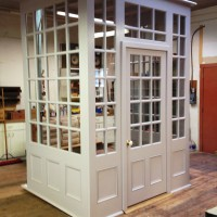 Freestanding Entry Vestibule - Morris Township, NJ