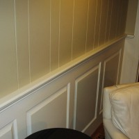 Painted Wainscot - Rumson, NJ