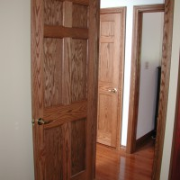 Six Panel Red Oak Door - Hamilton, NJ