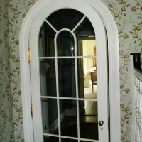 Custom Radius Door - Rumson, NJ