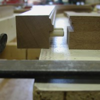 Cope and Stick with Dowel Joinery